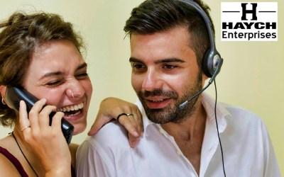 Haych Enterprises Ltd – New Telephone Number