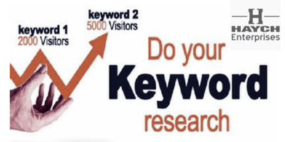 SME Keyword Research Haych Enterprises