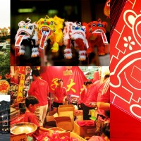 HAPPENINGS AT SINGAPORE CHINATOWN FOR CNY 2016
