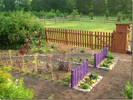 Happy Garden June 27 2010