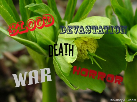 Blood Devastation Death War and Horror