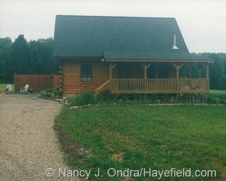 Hayefield House (June 2002)