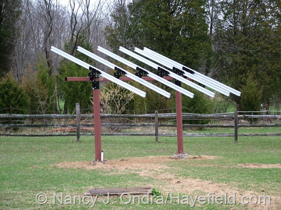 Mystery structure at Hayefield