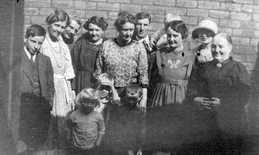 The Pearson and Ellwood families of Whitehaven (6/6)