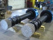 Brookhaven Labs Vertical Turbine Pumps
