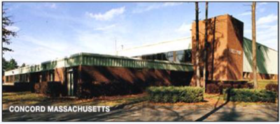 Hayes Pump Concord Massachusetts Location