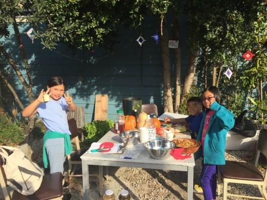 Halloween kid activities happy