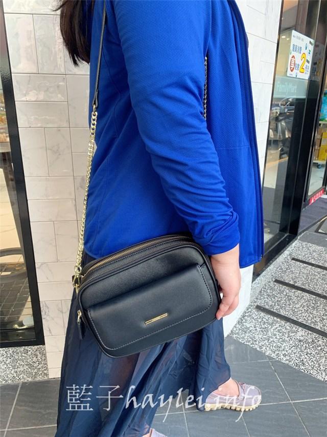 COVERME新款3WAY快取式肩背包 (兩件組),PU材質好保養且超耐刮,實用休閒美包首選! 攝影 民生資訊分享 穿搭分享