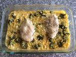 Cheesy Chicken & Rice