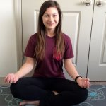 OOTD: Yoga Time   Hayle Olson   www.hayleolson.com