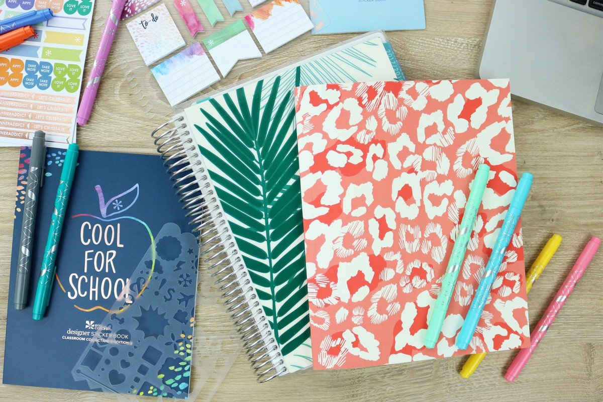 How To Organize Your Student Planner