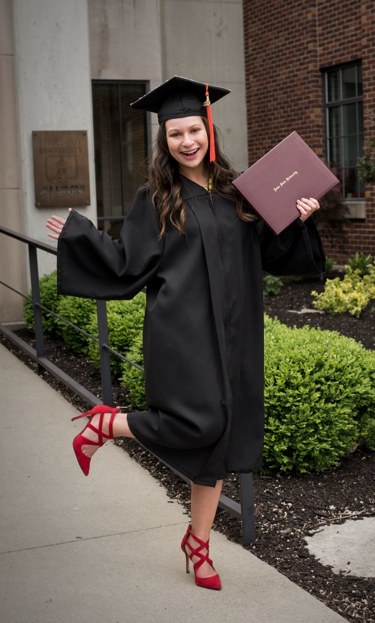 Graduation | Electrical Engineering | Iowa State University | hayle santella | www.haylesantella.com