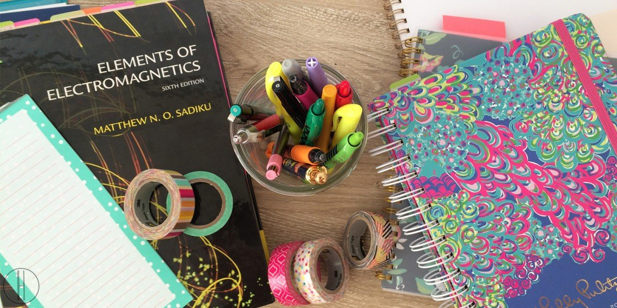 How to Prepare for a New Class | hayle santella | www.haylesantella.com