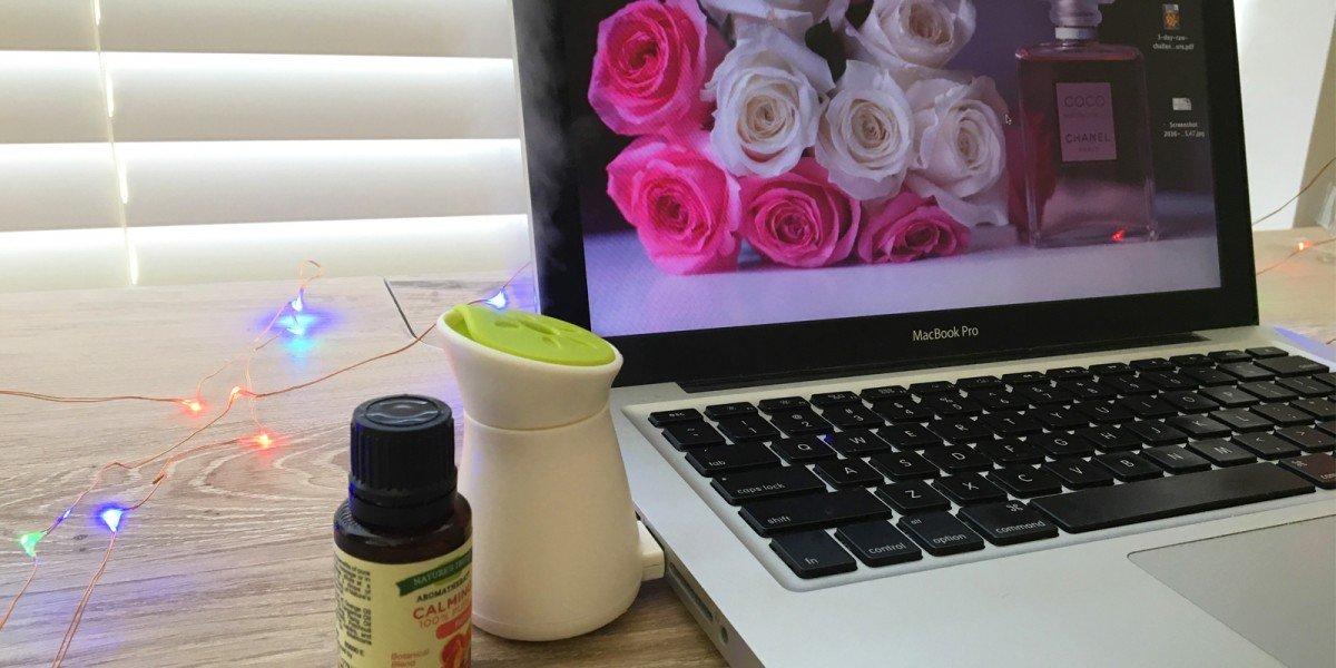 How To Use Essential Oils in College | hayle santella | www.haylesantella.com