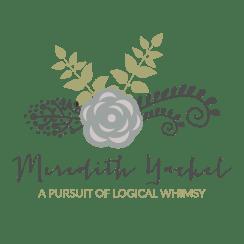 Meredith Yackel Logo Option 2