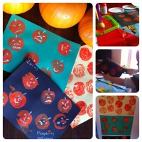 Pumpkin Prints