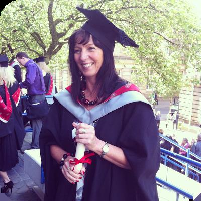 Mum Graduation