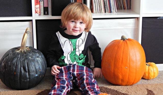 Lucas Halloween