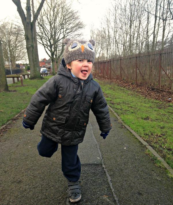 School Run Windy