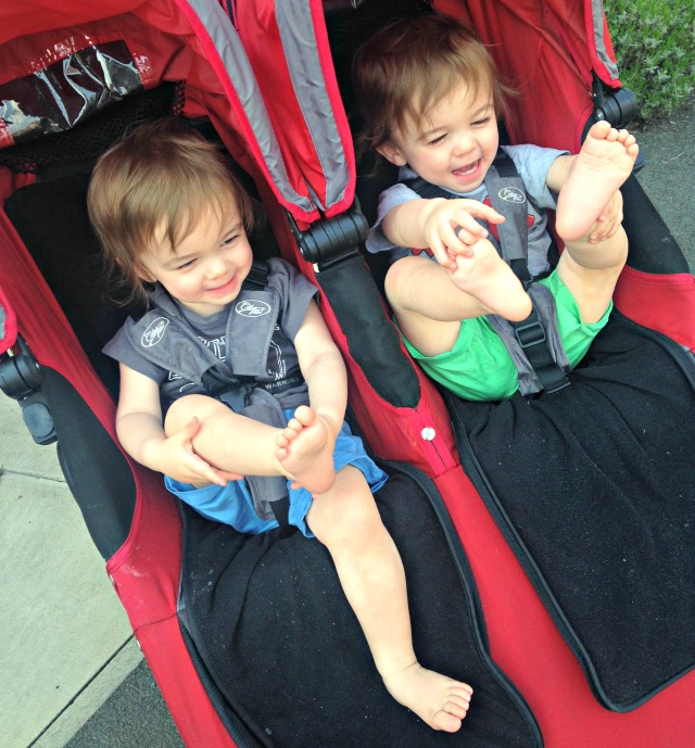 Twins 16 months