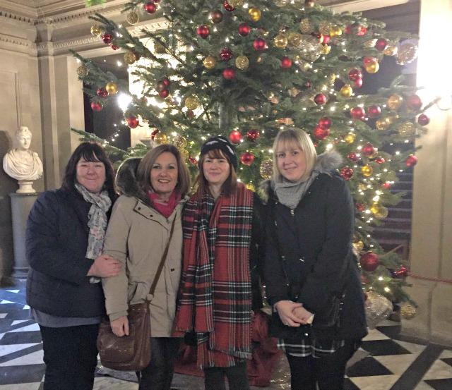 Chatsworth at CHristmas