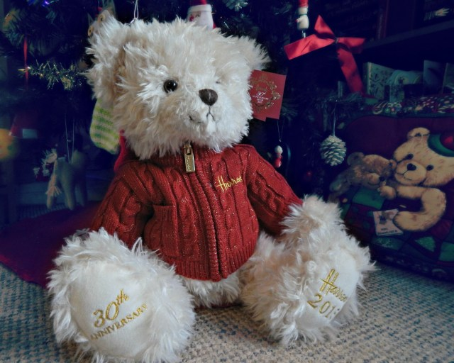 Harrods Christmas Bear