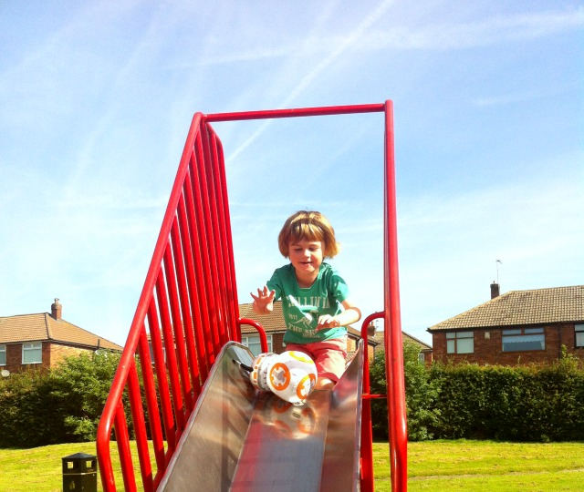 Slowing Down 3