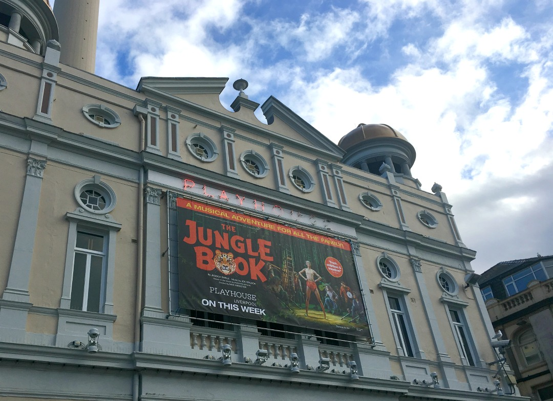 The Jungle Book at Liverpool Playhouse