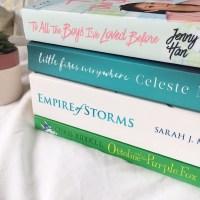 Books I've Read Lately September