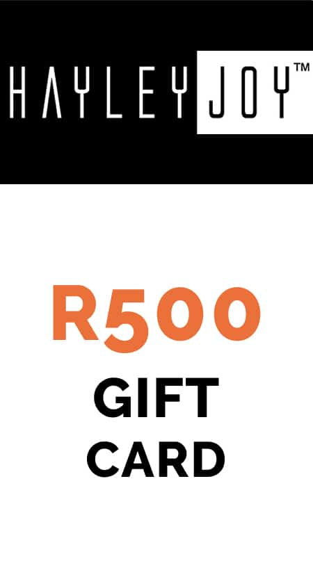 R500 Hayley Joy Gift Card