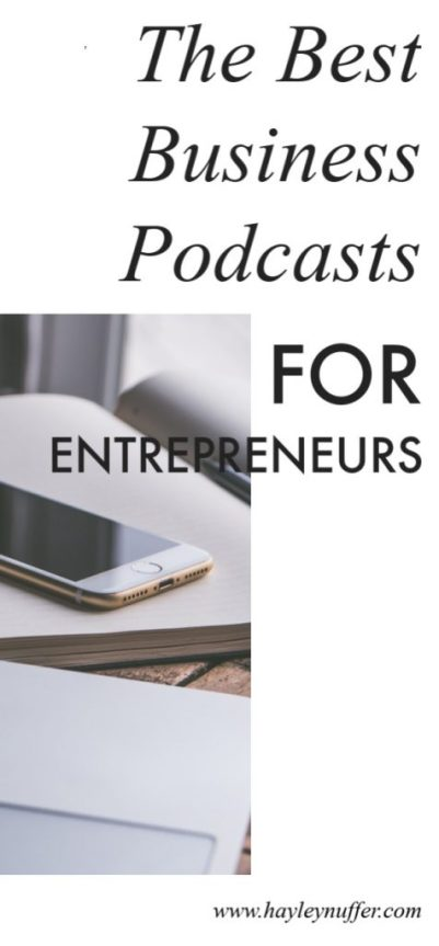 business podcasts for entrepreneurs