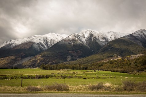 Arthur's Pass by Hayley Roberts Photography