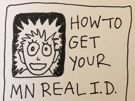 10 STEPS TO GETTING YOUR MN REAL I.D.