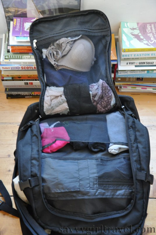 Packing Capsule Wardrobe