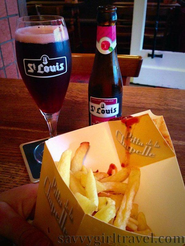 Belgian Beer Travel Writing Workshops Seminars
