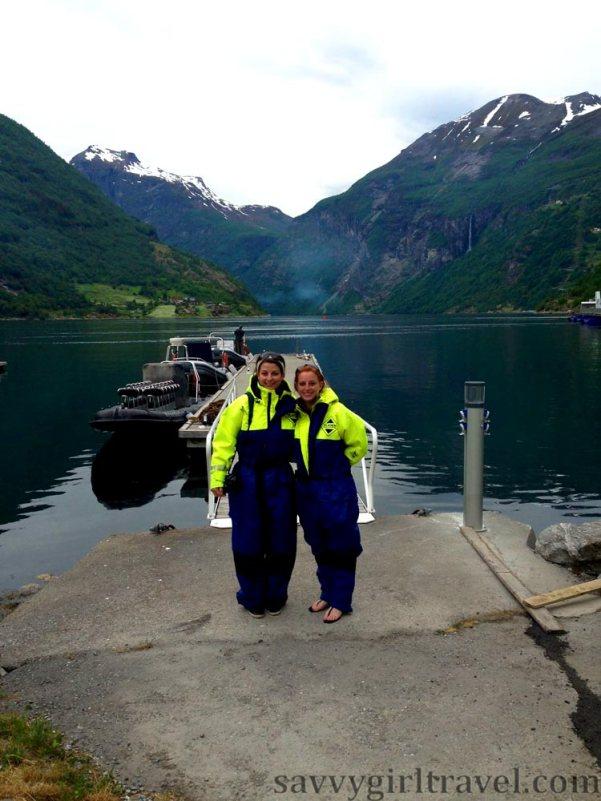 GeirangerFjord in Norway Travel Writing Workshops