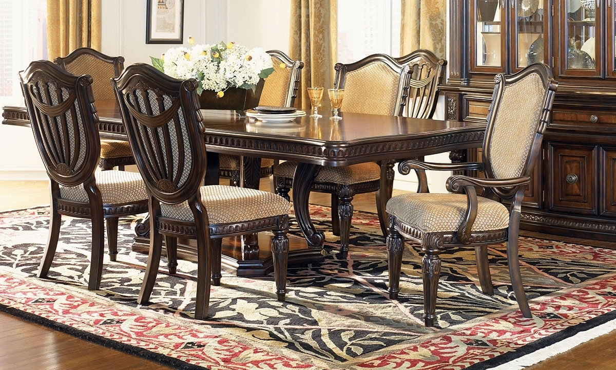 Grand Estates 5-Piece Old World Dining Set II