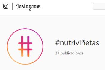 Hastag @nutriviñetas