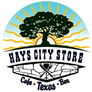 Hay City Store & Ice House Logo