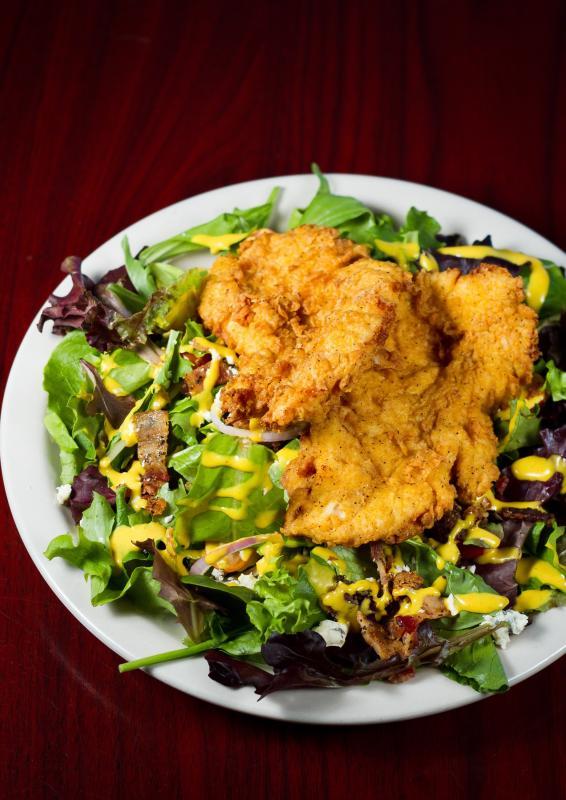 Chicken Salad with 2 Chicken Breasts
