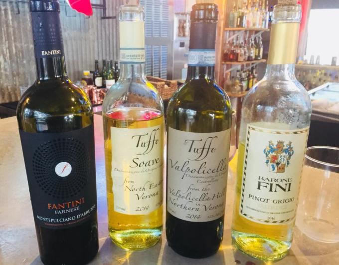 1/2 Price Wines!