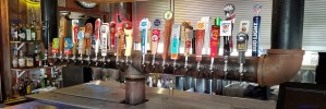 52 + beers on tap