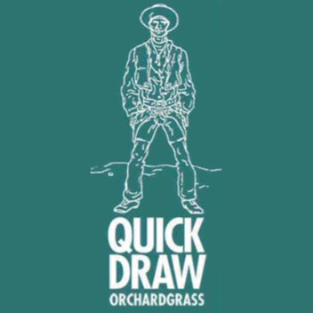 Quickdraw Orchardgrass