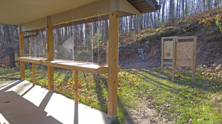 Hayward Rod & Gun Club - Pistol Range