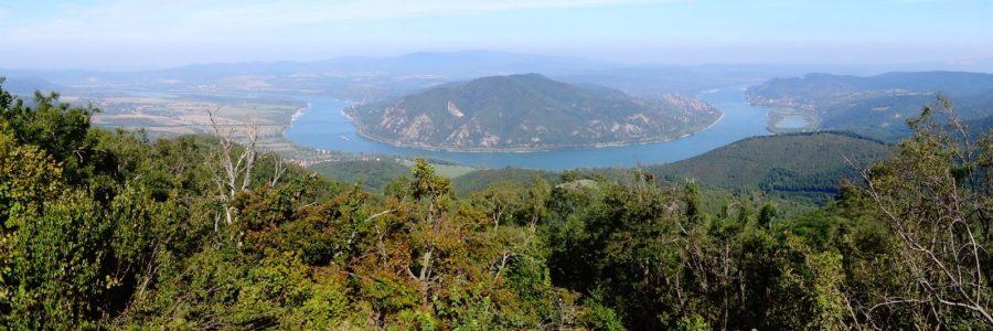 Strahl Zoltán emléktúra a Visegrádi-hegységben
