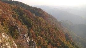 Kilátás az Aranyos völgyére