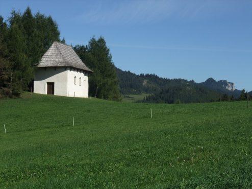 Nedec: Szent Rozália kápolna
