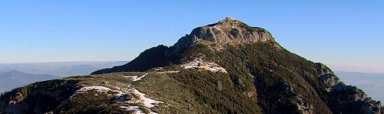 Csalhó-hegység – A Keleti-Kárpátok sziklatornya