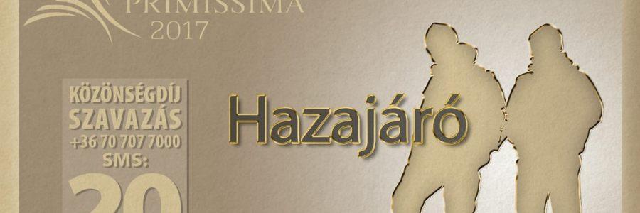 Prima Primissima közönségdíj szavazás