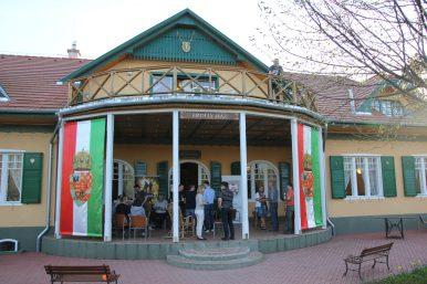 A találkozó helyszíne: Királyszállás, Gömbös Gyula egykori vadászkastélya
